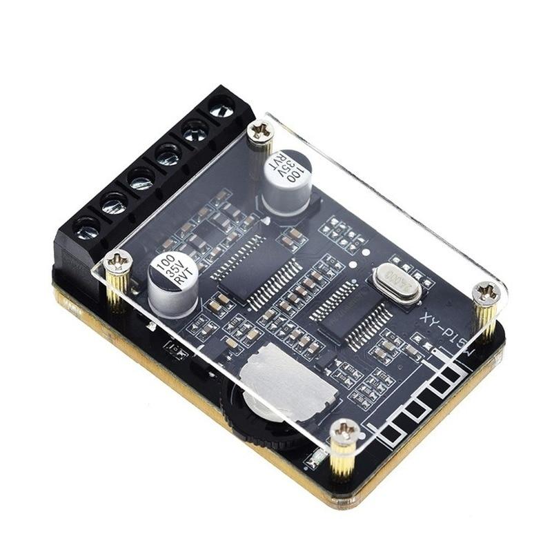 new Bluetooth 5.0 stereo 30W+30W audio High power digital amplifier power amplifier board XY-P15W new smsl sa 36a pro 20w 2 hifi tpa3118d2 digital audio power amplifier free shipping