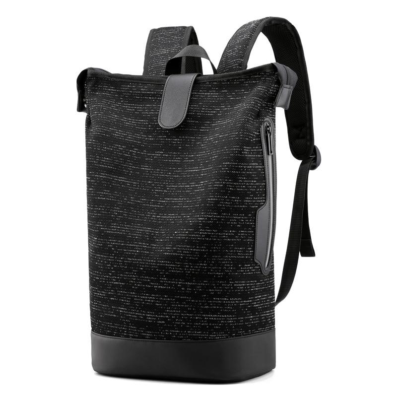 Backpack  Men  College  Student  School Bag Travel  Bag Trendy Backpack Large New Fashion  High Qual