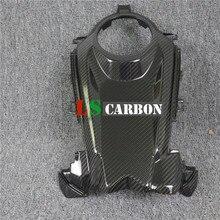 Pour Honda CBR1000 2017-2019 2017 + plein carbone fibre moto accessoires réservoir couverture