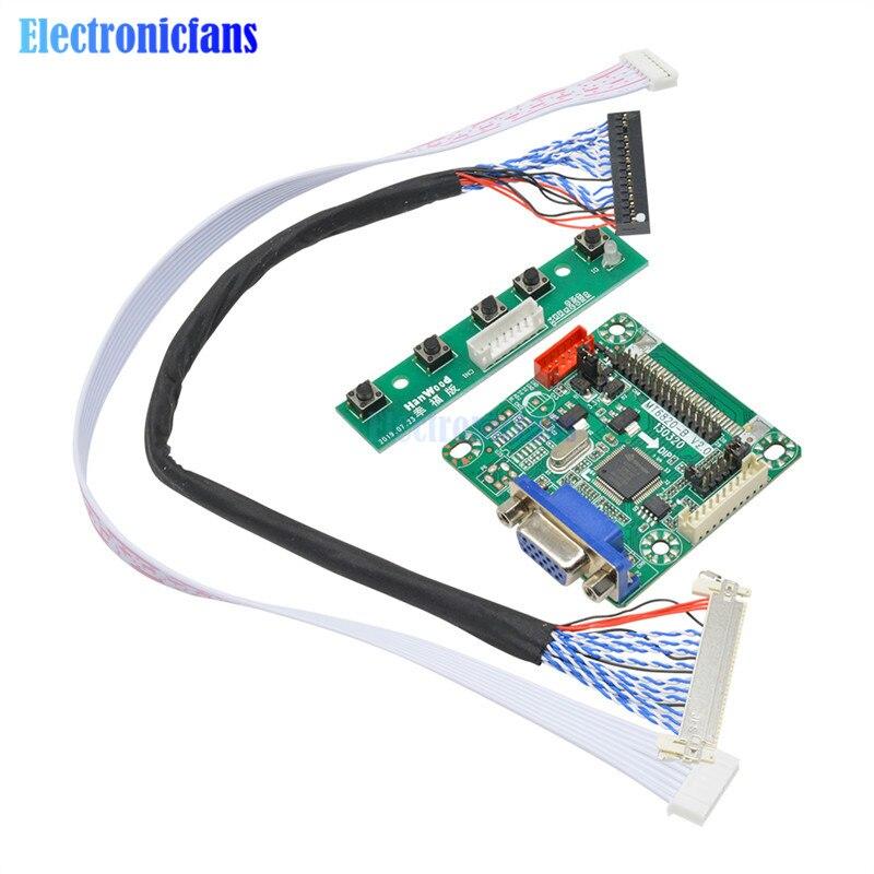 """MT561-B MT6820-MD Универсальный LVDS LCD Montor экран универсальный драйвер привода платы 5 в 10 """"-42"""" Laptor компьютерный модуль части DIY Kit"""