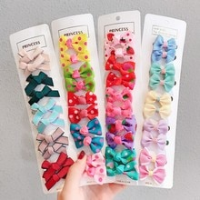 30 Colors Cute Pet Cat And Dog Rubber Band Hairpin Pet Bow Hair Accessories Small Size Pet Dog Beaut