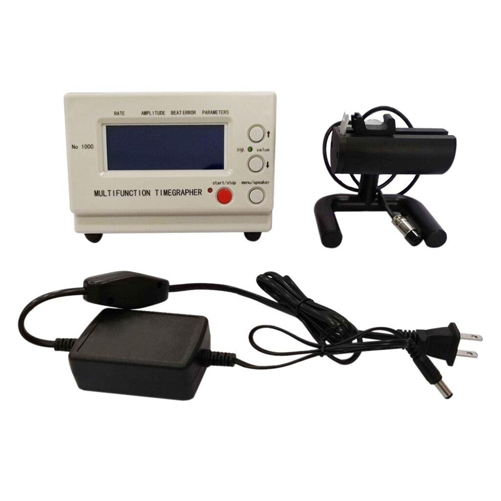Kit de Ferramentas Relógio Tester Sincronismo Multifunction Timegrapher No.1000 Reparação