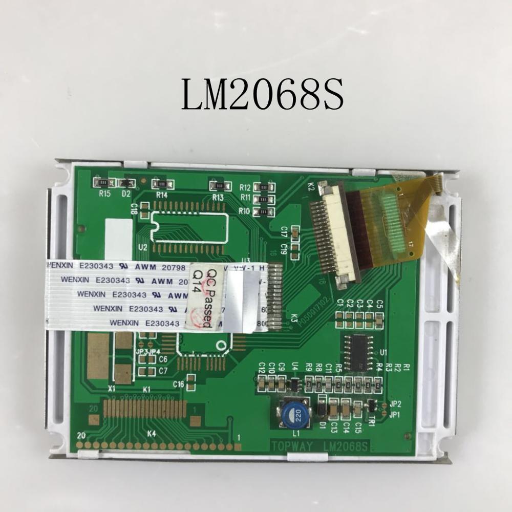 LM2068S LCD شاشة