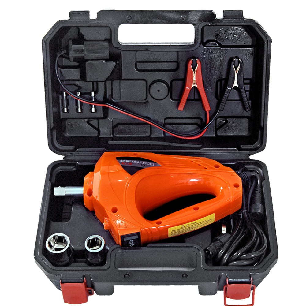 Electric Wrench 1/2 Inch 480N 12V Impact Wrench For Remooving Car Tire Auto Tyre Demount Tools Automotive Repair Tool QZ008 effort wrench tire changer energizer effort spanner for truck tire lug wrench tool labor saving wrench tyre wrench