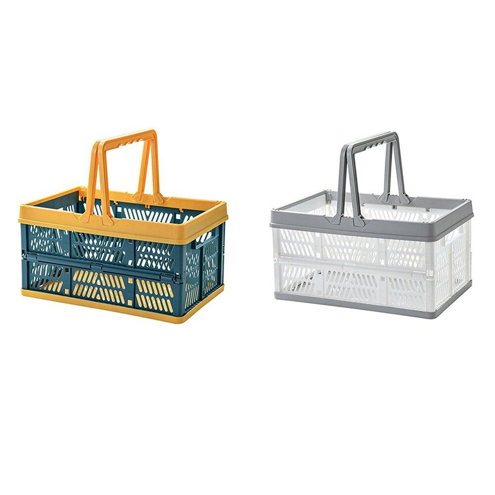 De conservación de alimentos snacks cesta de Picnic portátil de organizador cesta