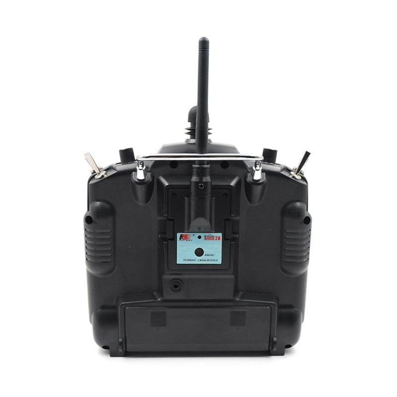 Flysky FS-TH9X 2.4G 9 Channel Model 2 Transmitter with  FS-iA10B Receiver System for RC Helicopter Airplane enlarge