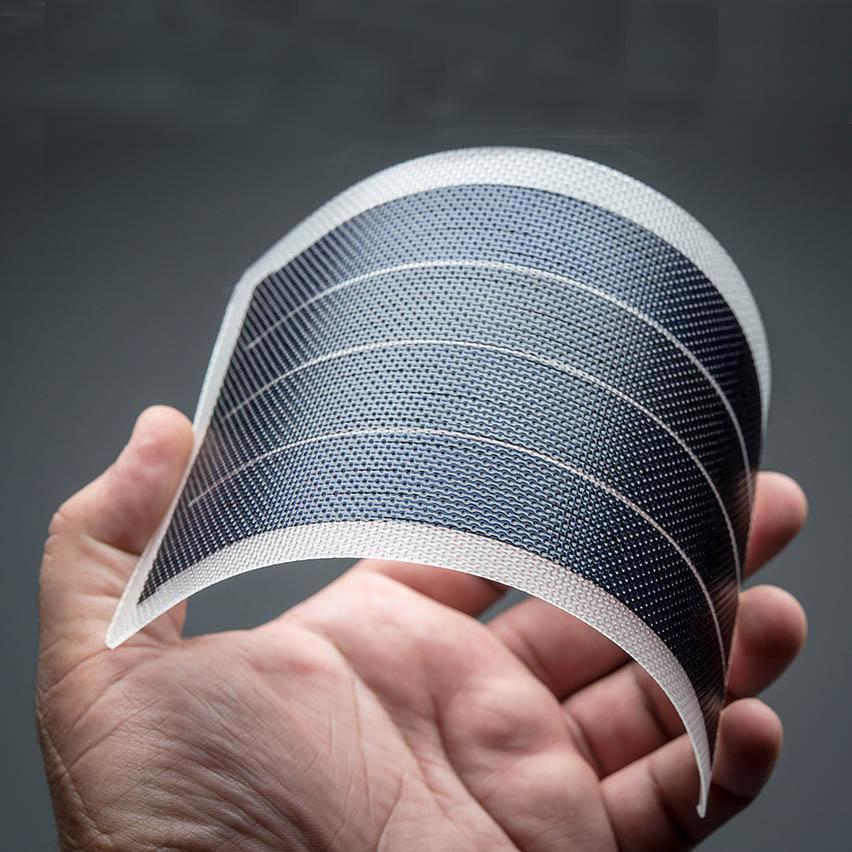 Módulo de Panel Solar de película delgada Flexible, bricolaje, 1W, 6V, Placa...