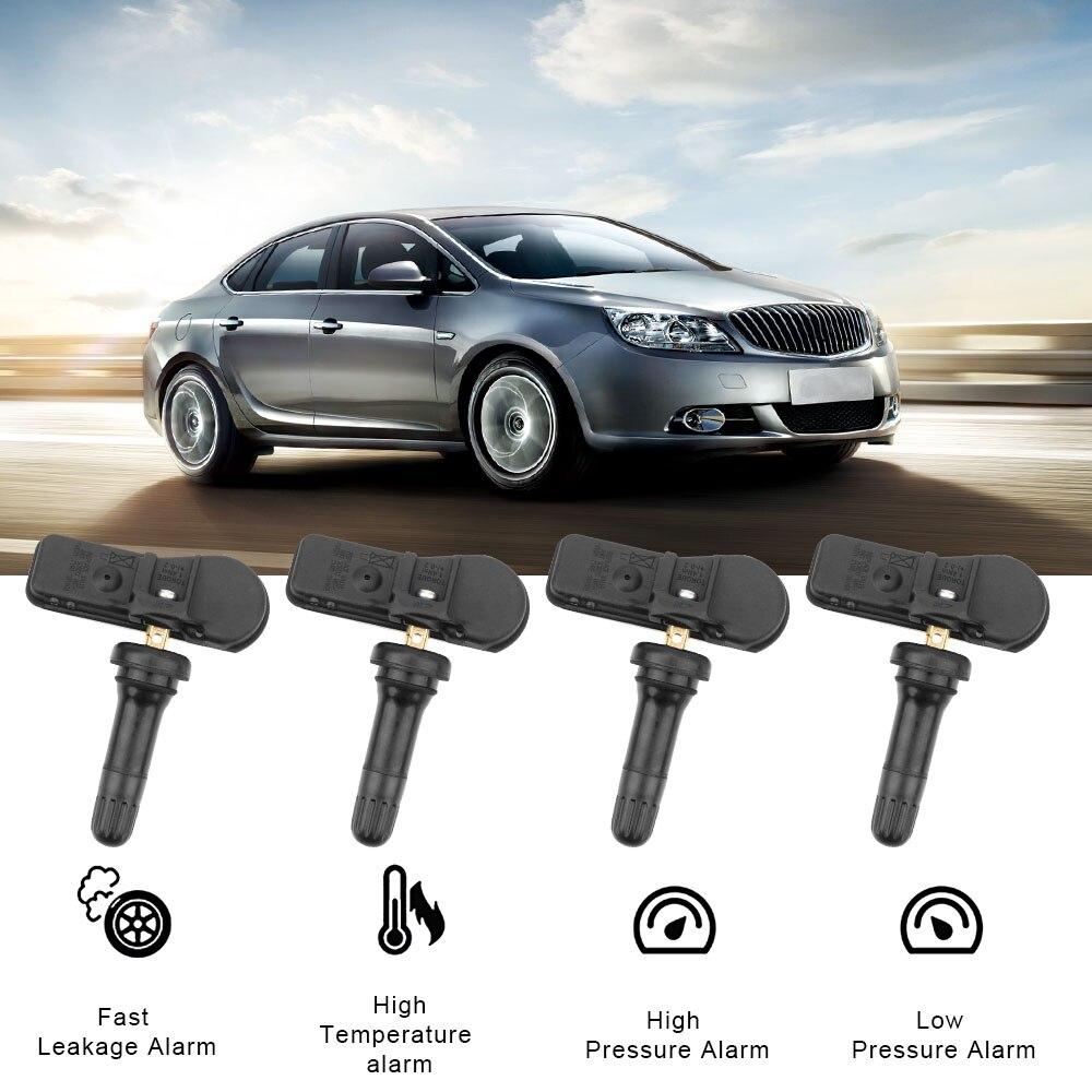 52933-c1100 tpms 4 peças/set sensor de monitor de pressão dos pneus do carro para hyundai creta ix25 tucson i40 ix35 sonata 2014-2018 tucson