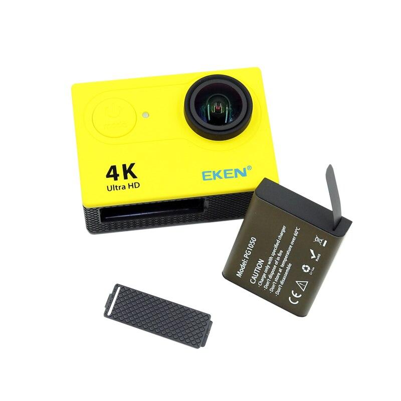 Original EKEN H9/H9R Action Camera 4K Ultra HD 1080p/60fps Mini Helmet Cam WiFi go Waterproof pro Sport Camera hero 7 yi 4k enlarge