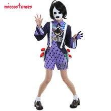 Fantôme chef de gymnastique Allister oignon Cosplay Costume