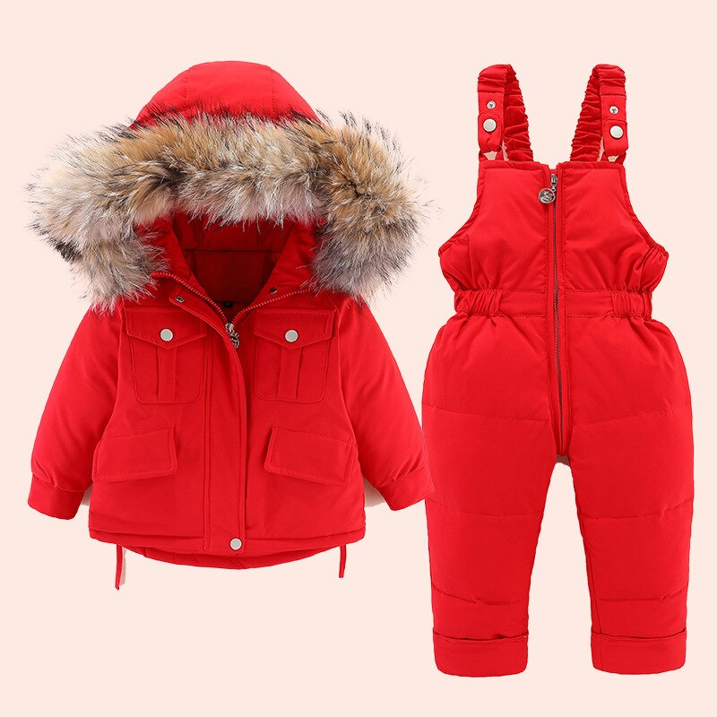winter-children-clothing-set-baby-boy-girl-down-jacket-coat-thick-jumpsuit-1-4-yrs-kids-baby-snowsuit-toddler-overalls-tz170