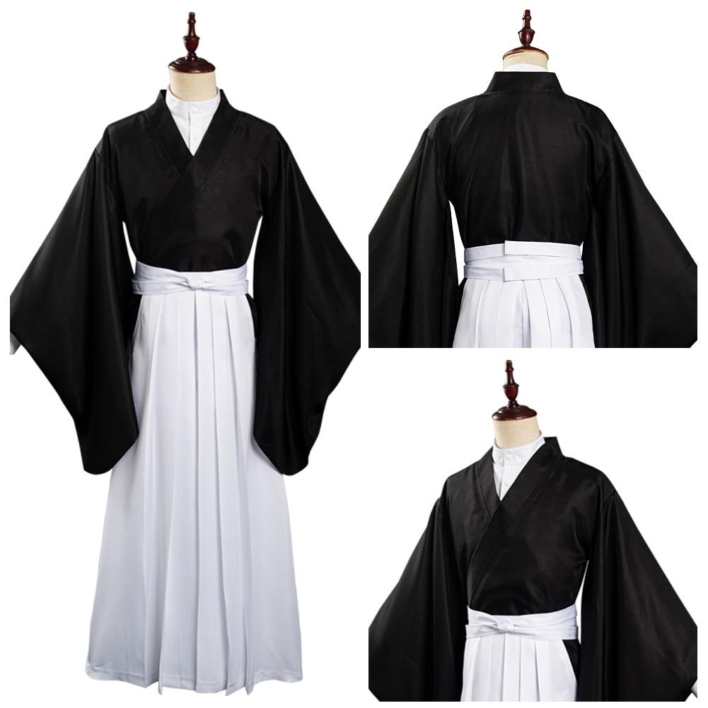 Jujutsu Kaisen تأثيري زينين ناويا زي كيمونو موحدة ملابس هالوين أزياء تنكرية