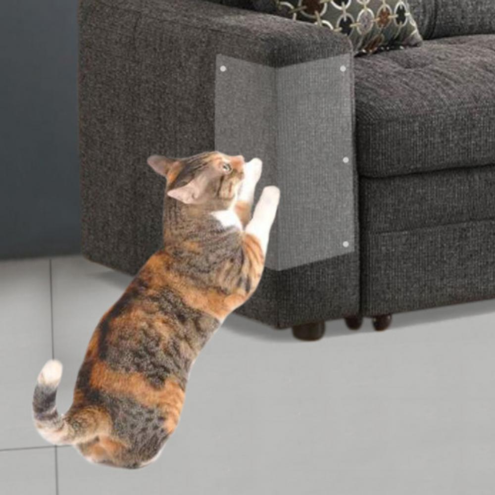 Alfombrilla antiarañazos para sofá, Protector de película para muebles de puerta, decoración...