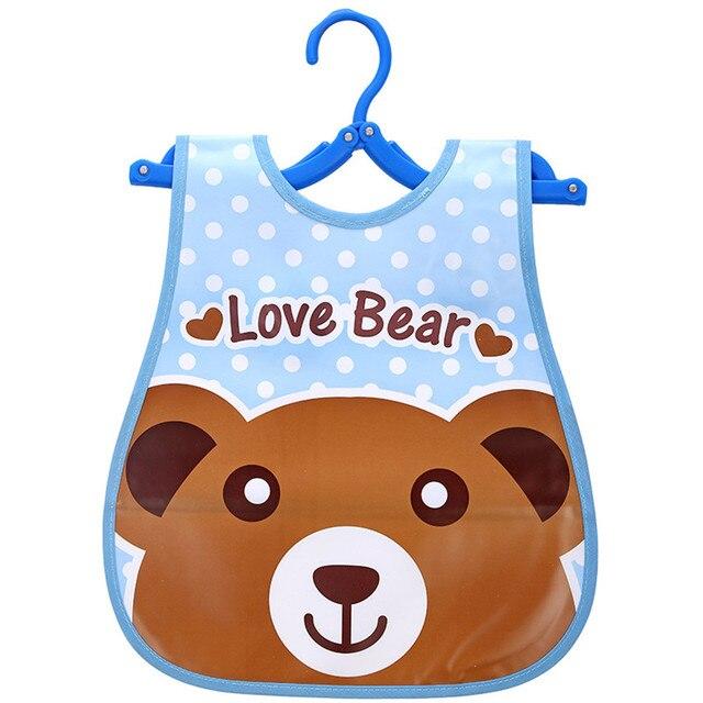 #30 Infant Baby Bibs Waterproof High Quality Mouth To Baby Cloth Cute Kid Baby Soft Cartoon Bib Waterproof Saliva Slabbetjes 10