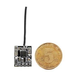 FS-RX2A Pro 2.4G 10CH IBUS PPM AFHDS 2A Micro Receiver 3.3-5.0V 12X15mm for FLYSKY FS-I6 FS-I6X FS-I6S Radio Transmitter