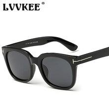 Lunettes de soleil polarisantes homme   Classique de marque Tom, lunettes de soleil TR90 de styliste, lentilles TF pour femmes, UV400