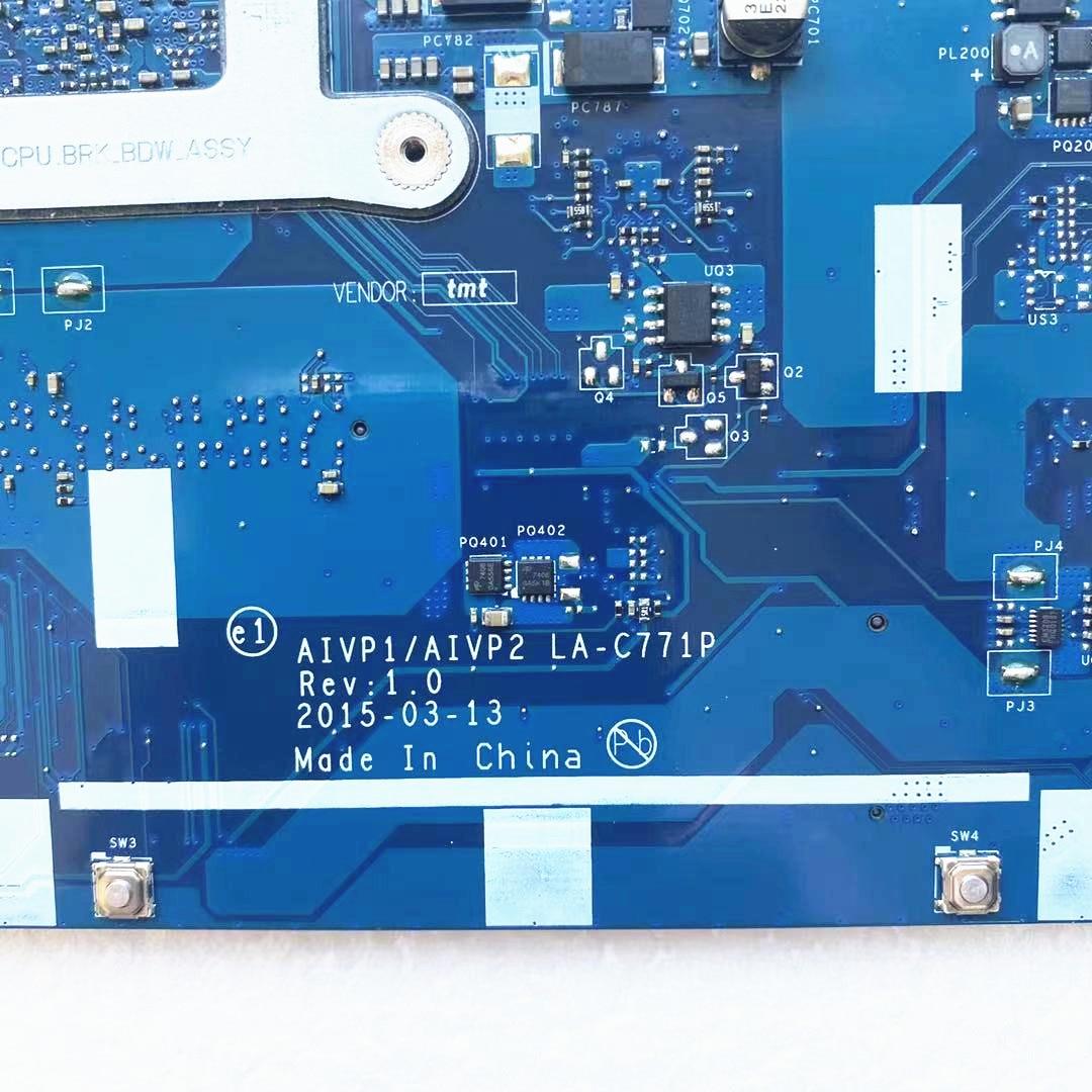 Настольная подставка под заказ, настольная подставка под заказ для 100-15IBY (с процессором N2840), ddr3l, PC3L, запоминание под заказ
