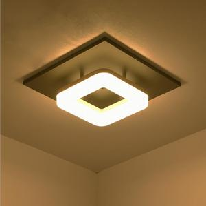 Modern Led ceiling light  living room Hallway Porch Balcony Lamp Interior Lighting Surface Mounted Square LED Ceiling Lights