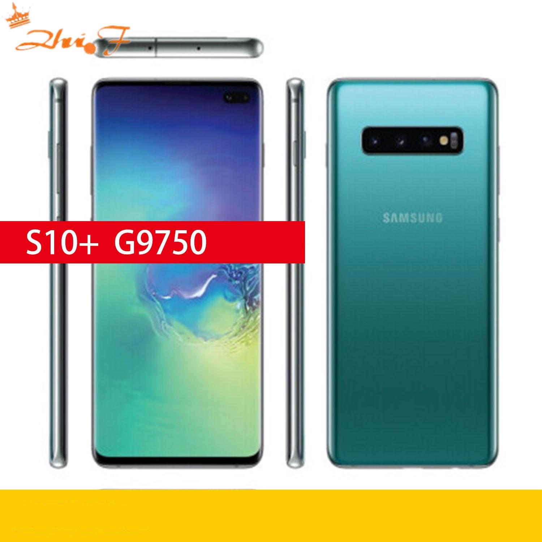 Samsung Galaxy S10+ S10 Plus G9750 Dual Sim 128GB ROM 8GB RAM Octa Core 6.4
