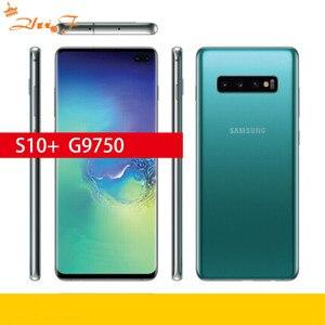 Samsung Galaxy S10 + S10 плюс G9750 Dual Sim 128 ГБ ОЗУ 8 Гб ПЗУ Octa Core 6,4