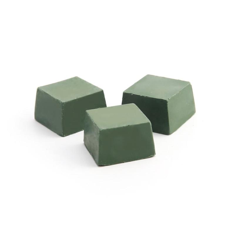 1ks zelená lešticí pasta jemná abrazivní brusná zelená - Brusiva - Fotografie 4