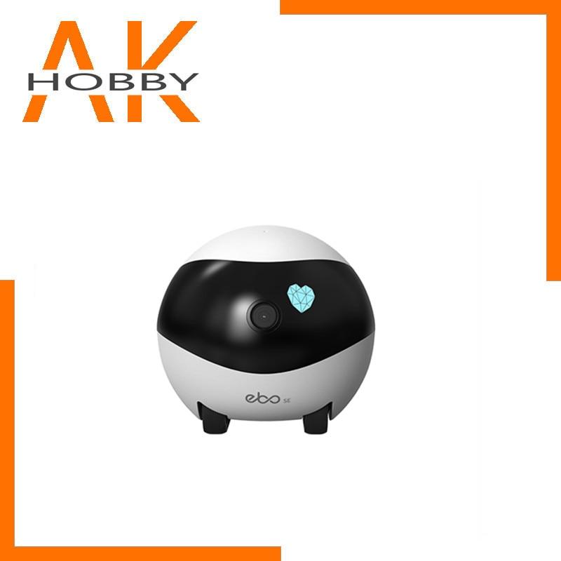 ايبو SE واي فاي المنزل الذكي رفيق روبوت مراقبة الأسرة كاميرا الأمن رفيق الروبوت الذكية لقطتك