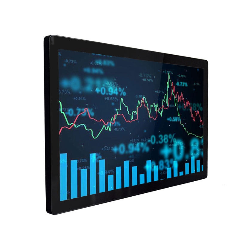 19'' Inch LCD Display Monitor for Tablet in Computer screen HDMI VGA DVI USB Desktop Screen Capacitive Touch Screen 1280*1024