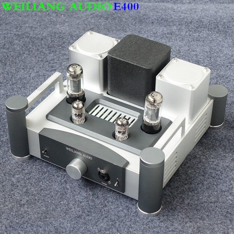 WEILIANG AUDIO E400 tube headphone amplifier tube preamplifier