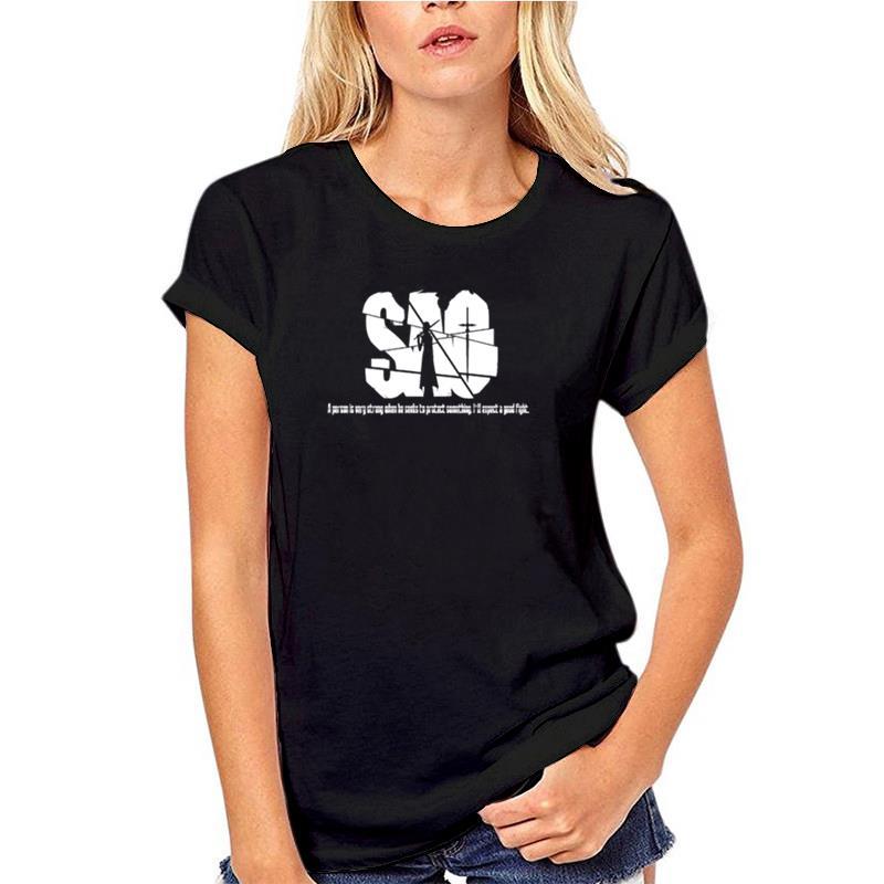 Imprimir arte de espada en línea abreviada tee skt t1 t camisa mujeres takashi murakami camiseta XXXL 4Xl 5XL traje