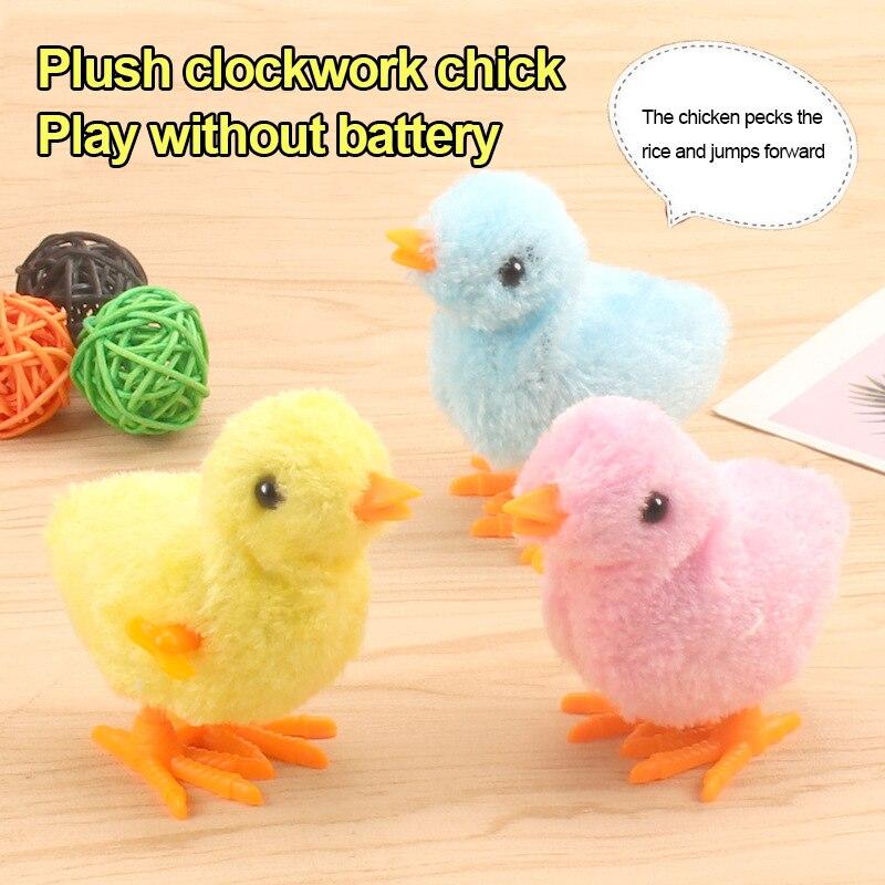 ¡Novedad de 2020! Bonitos muñecos de pollo rellenos, juguetes suaves de peluche para bebés, conejito, juguete para bebé con animales, muñeco para dormir, regalos para niños