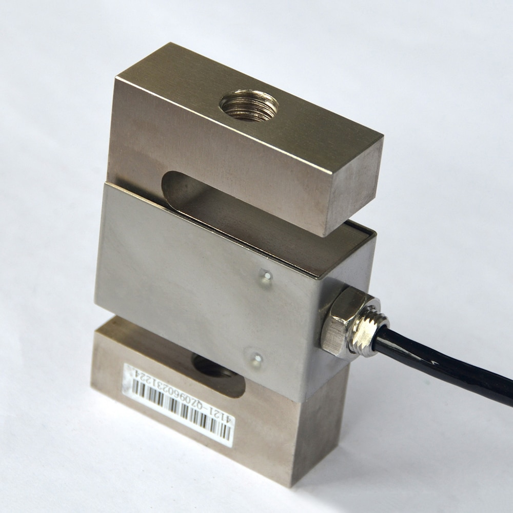 Zemic S type load cell alloy steel material H3-C3-500KG-3B 200kg 300kg hook scales belt scales weighing sensor enlarge
