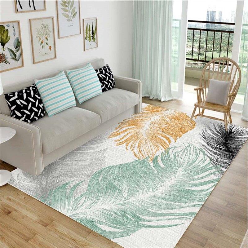 Moderna alfombra nórdica para el hogar, para sala de estar, dormitorio, sofá, mesa de café, alfombrilla marroquí, nuevo diseño, alfombrilla de estudio s