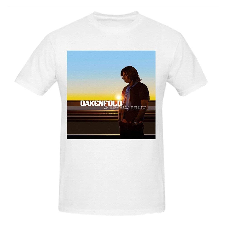 Lililov paul oakenfold camisetas femininas b12 tshirt impresso camisetas