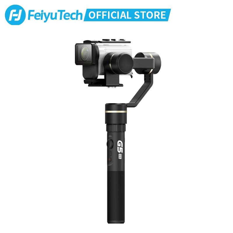 FeiyuTech فييو G5GS لطخة واقية يده Gimbal 3 محور استقرار تصميم لسوني AS50 AS50R سوني X3000 X3000R عمل كاميرا