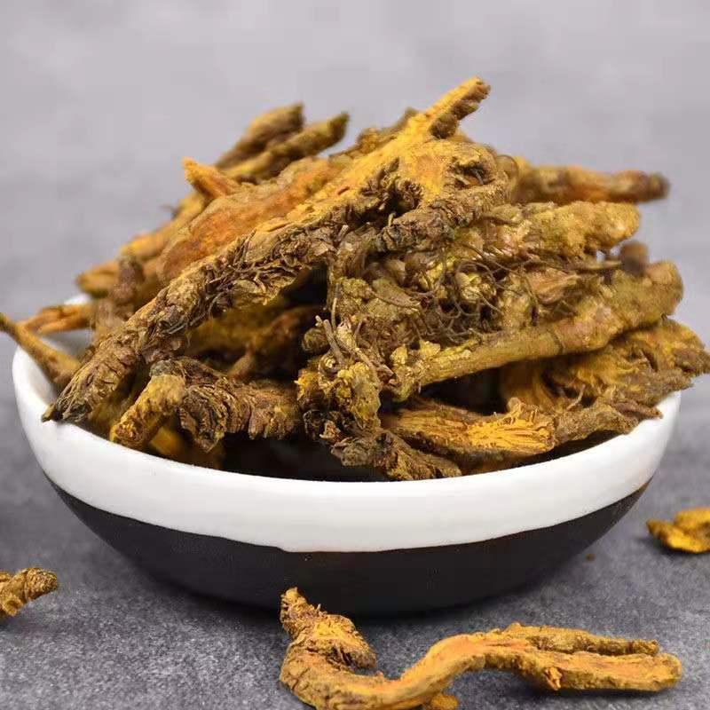Berberine Root Rhizoma Coptidis Goldthread Huang Lian Chinese goldthread coptis root coptis teeta Chuan Huang Lian
