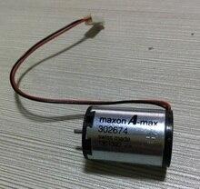 Maxon EEN-max Holle Kop DC Hoge Snelheid Motor 302674 As Diameter 22mm RE22 302674