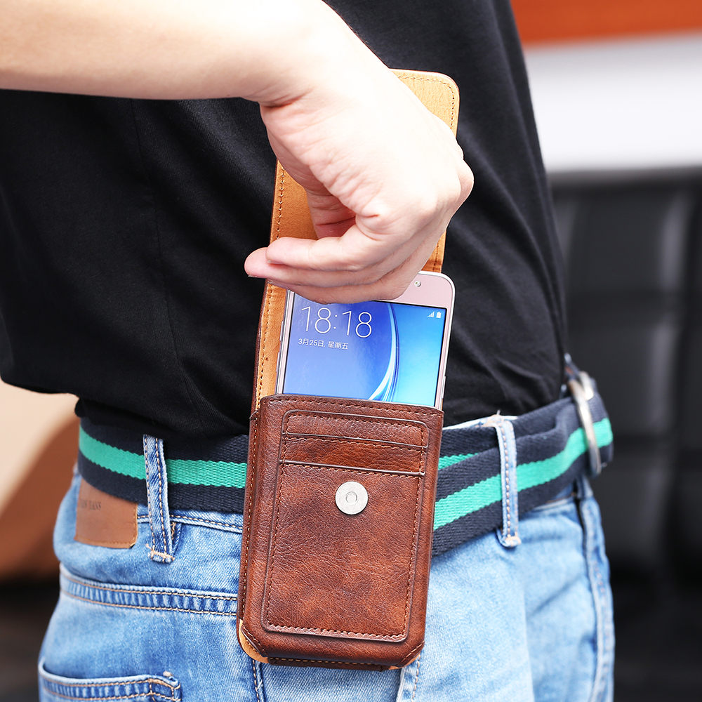 Etui ceinture pour Huawei P40 P30 P20 lite Mate 30 pro RS 20 X,P Smart Z S 2020 Y6 Y7 Y9 Prime 2019,Nova 5t,Honor 8x9x9 10i note 10