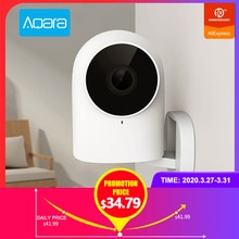 Xiomi Aqara Original G2 1080p Smart Network Camera Gatway Edition 140 Wide Angle Night Vision Zigbee Version Wifi IP Camera In