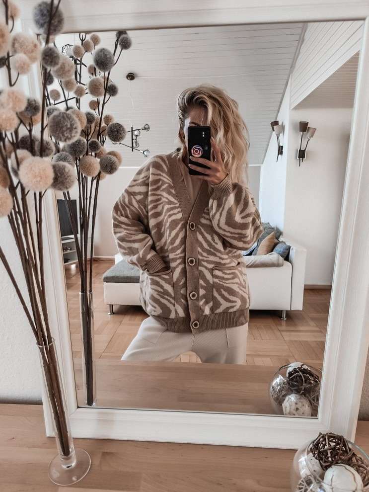 2020 Oversized Sweater New Autumn Winter Leopard Cardigan Casual Loose Female Knitted Open Stitch V-neck Jumper Winter 2021 women autumn winter new fashion casual v neck long sleeve loose sweater female twisted knit cardigans open stitch cardigan