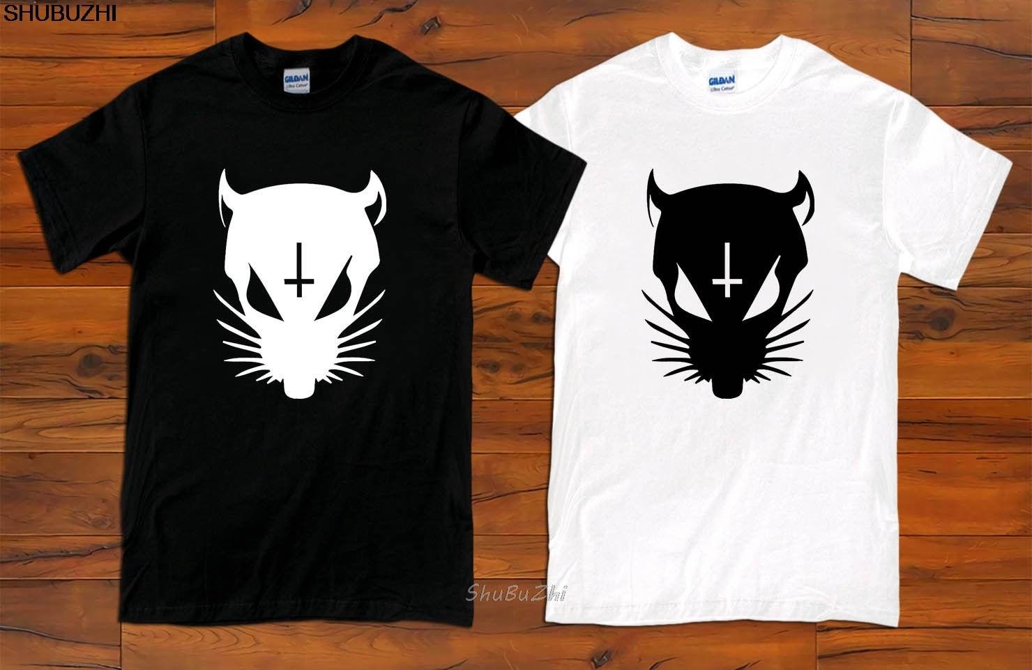 Die Antwoord Rats Rule Logo Rap 1side Black and White T-shirt  Cartoon t shirt men Unisex New Fashion tshirt Loose sbz3141