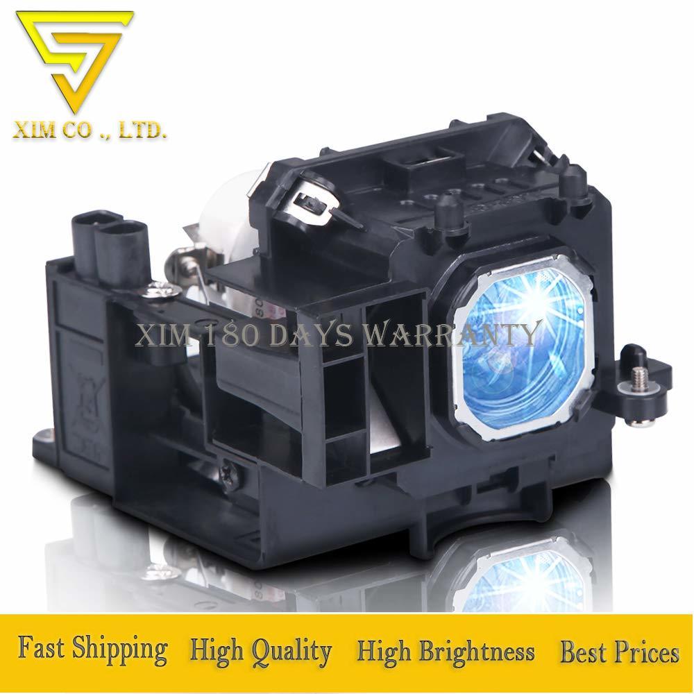 Высококачественные прожекторные лампы NP16LP с корпусом, для NEC M260WS M300W M300WG M300XS m300xg M311W M350X M361X, с возможностью подключения к проекционной лампе, ...