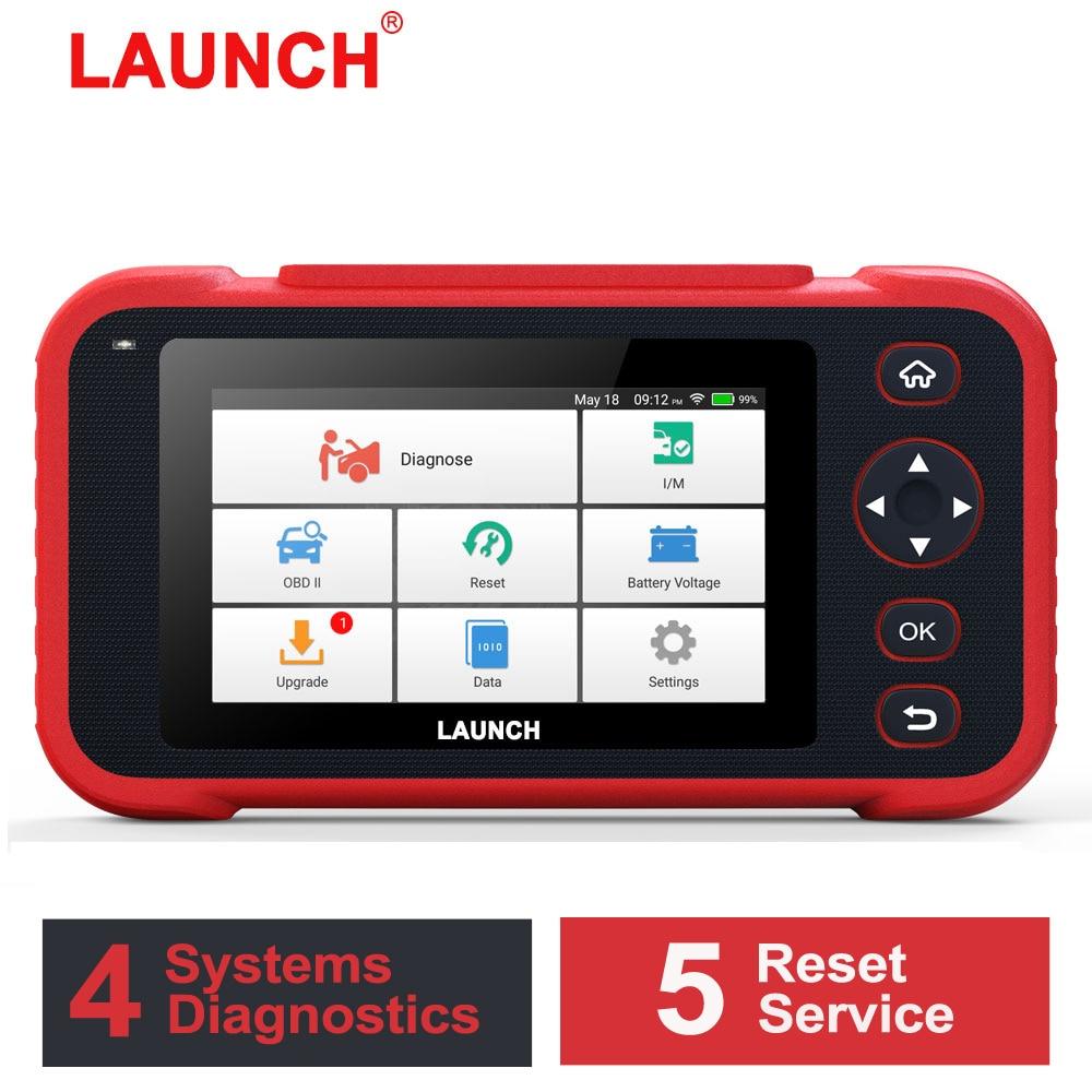 LAUNCH CRP129i OBD2 Car Diagnosis Tools ABS Oil Transmission Reset Automotive Engine Scanner Tool EOBD Obd 2 Diagnostic Auto