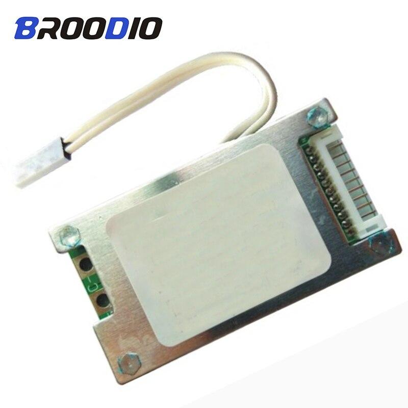 BMS 10S 40A 36V Li-ion, placa de carga de batería de litio 18650 con protección, equilibrador PCM 10S BMS, placa de circuito de carga de equilibrio