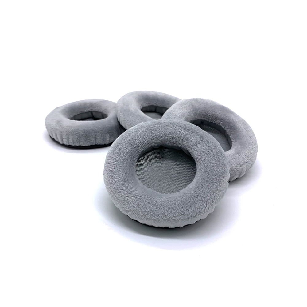 Headphones Velvet for ATH-SJ55 ATHSJ55 ATH SJ55 Headset Replacement Earpads Earmuff Cover pillow Repair Parts enlarge