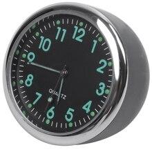 Mini Clock In Car Mechanics Quartz Clock Mini Car Watch Digital Car Clock Automobile Clock
