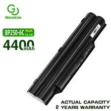Golooloo 4400mAh batterie BP250 FPCBP250 FPCBP250AP pour Fujitsu LifeBook AH531 A531 A530 AH530 LH52/C LH520 LH530 PH521 CP477891