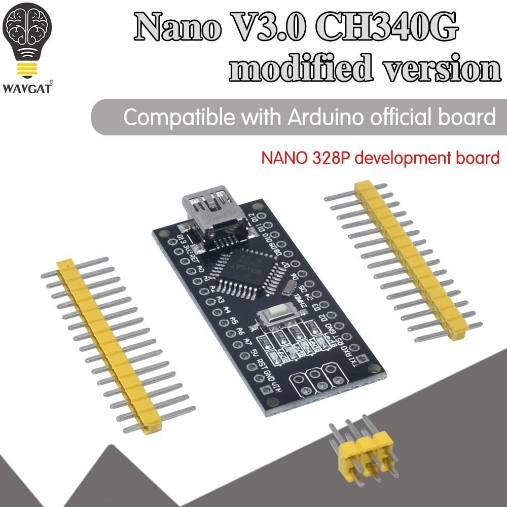 WAVGAT ардуино Nano Mini-USB С загрузчика Совме