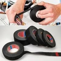multipurpose car self adhesive anti squeak rattle felt automotive wiring harness tape 32mmx15m25mmx15m19mmx15m15mmx15m9mmx15