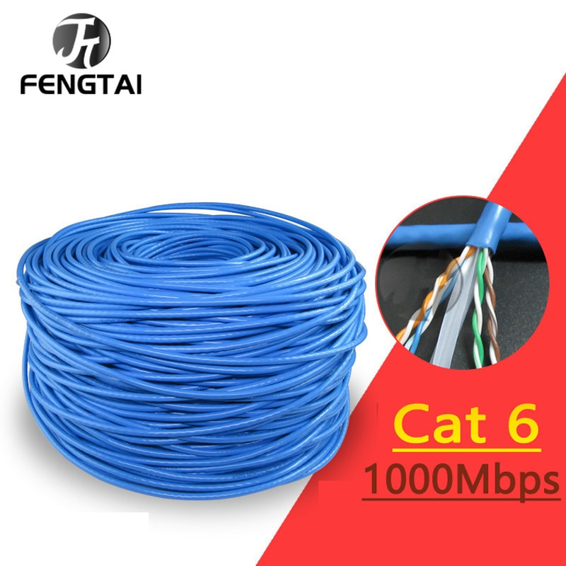 Cable de Ethernet Cat6 Lan Cable UTP CAT 6 Cable de red...