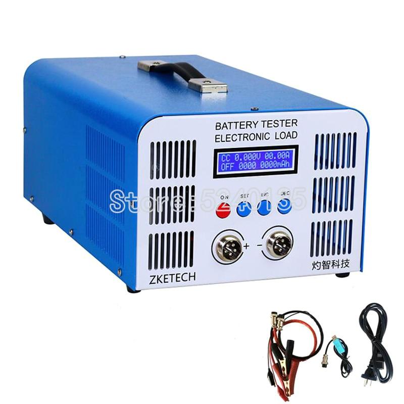 EBC-A40L высокая сила тока литиевая батарея железо литиевая Тройная мощность батарея тестер заряда и разряда 40A 110В/220В